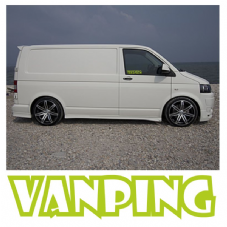 Vanping Sticker/Decal